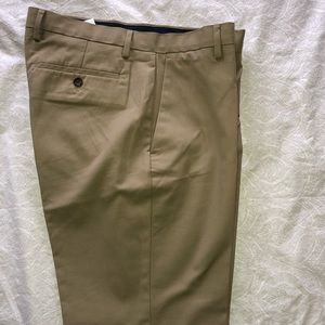 Banana Republic Slim Fit Dress Pants Khaki NWOT